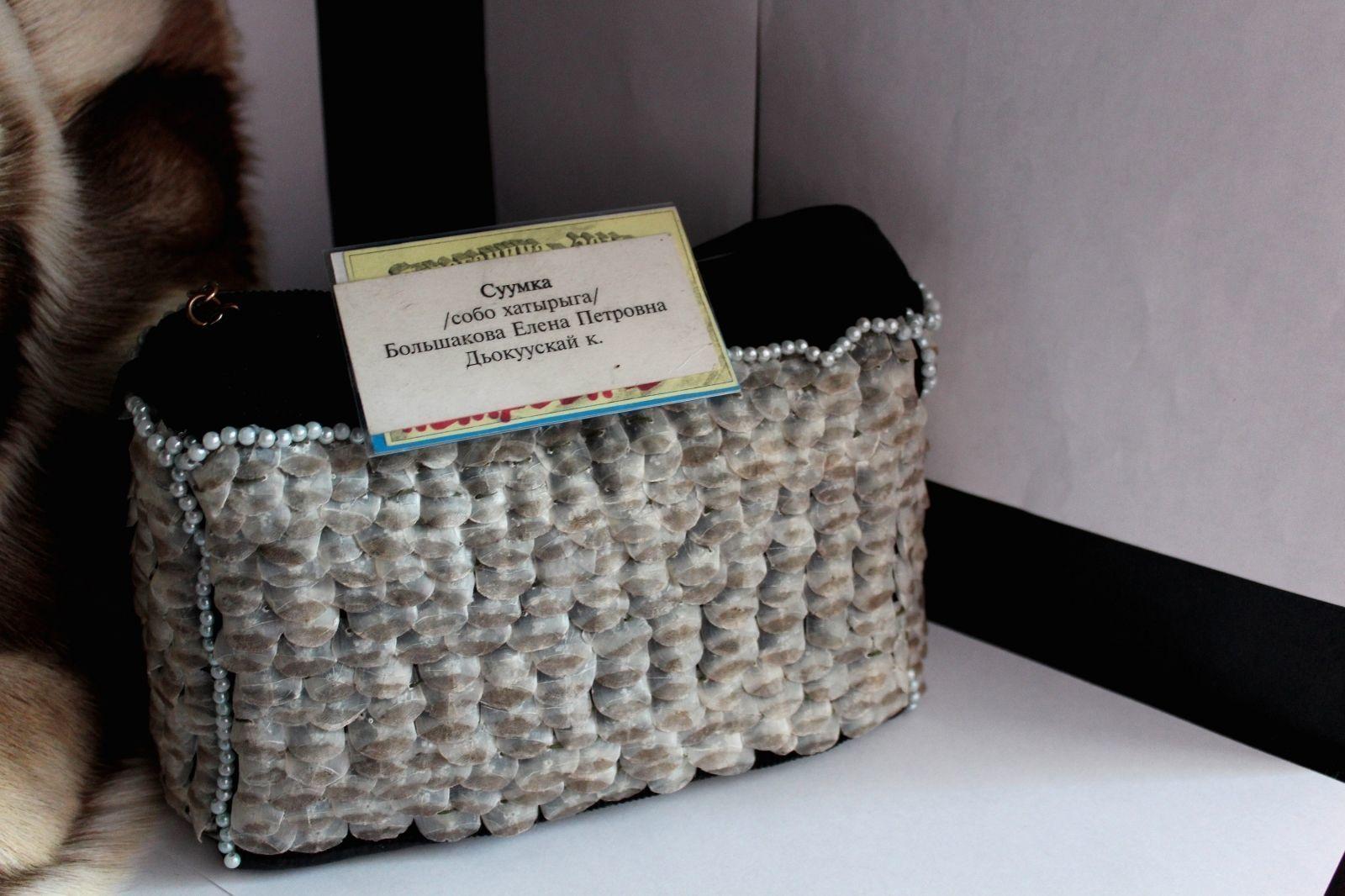 Выставка мастеров народного промысла прошла в Октябрьском округе