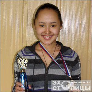 Десять лучших юных спортсменов Якутии 2009 года