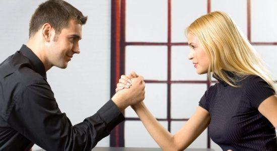 Женщина в гражданском браке