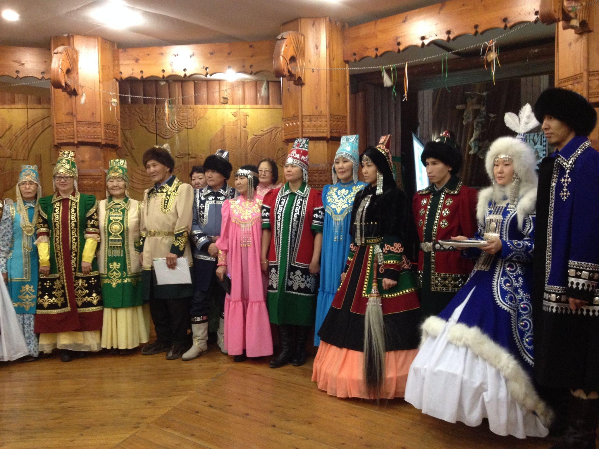 С выставки в Якутске в посольство Китая