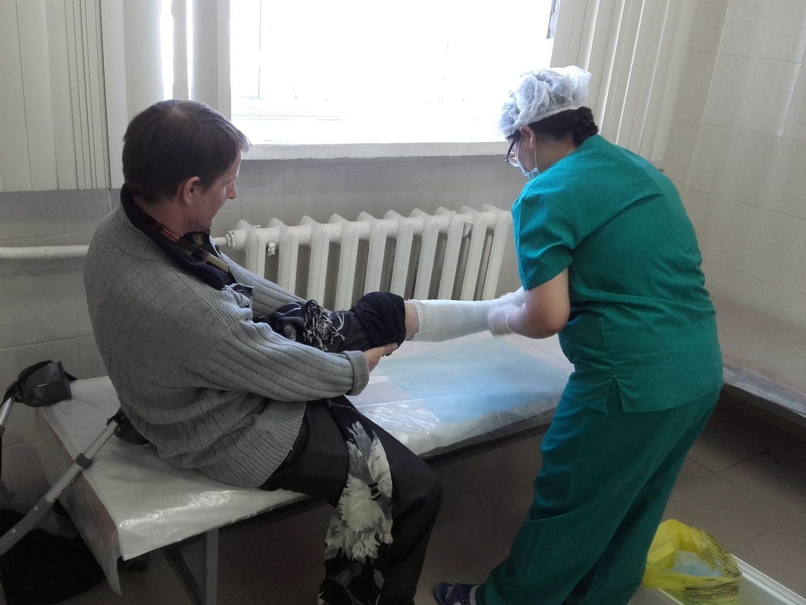 В Якутске  за неделю травмировались на улице 158 горожан