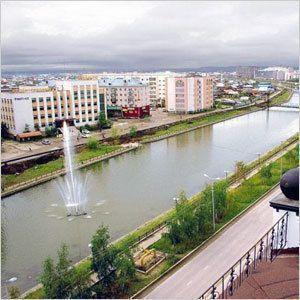 Озера города очистят