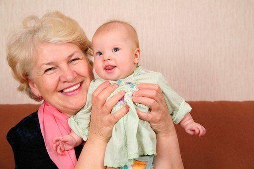 Бабушка или няня?