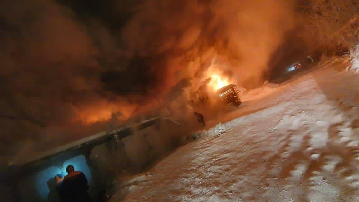 В Якутске участились пожары из-за неисправного электрооборудования