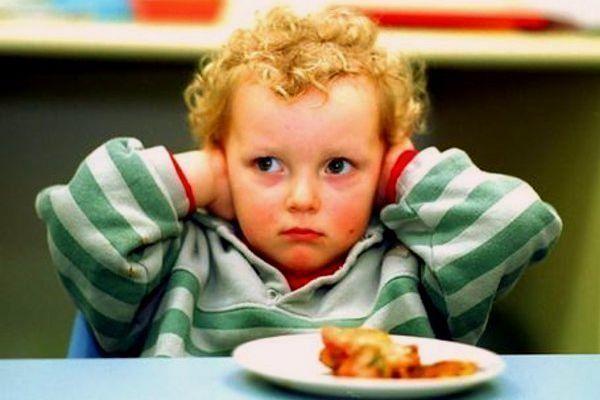 Как поднять аппетит ребенку