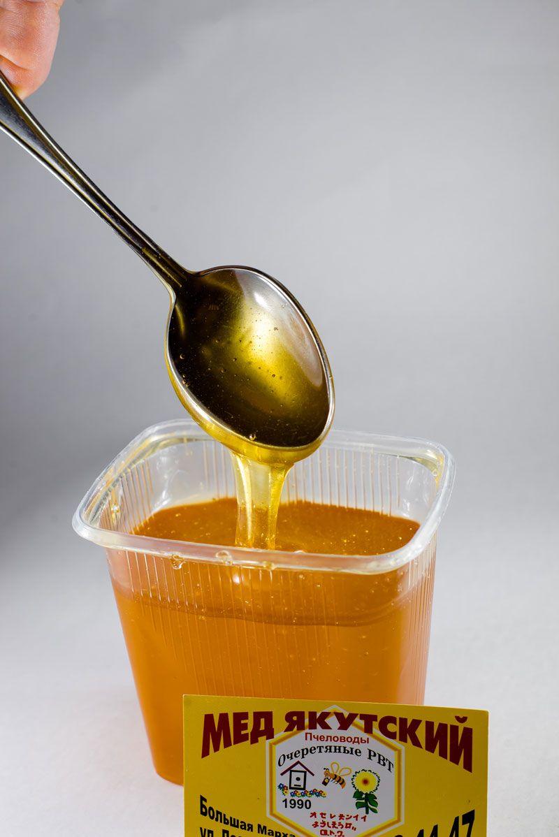 Польза и вред  якутского мёда