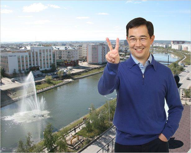 Мэр, который меняет город