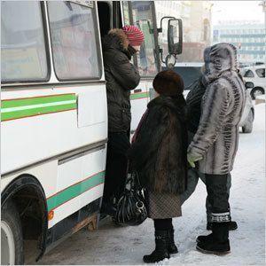 Пассажиры vs автобусники