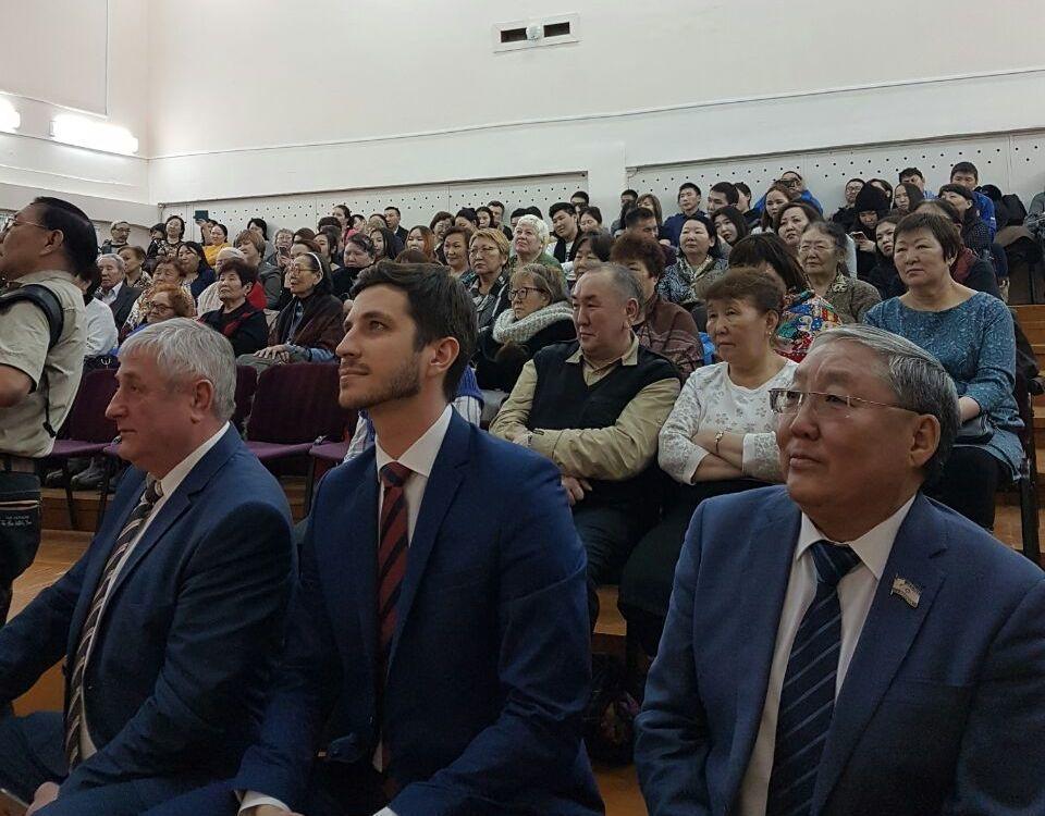 Отчет депутата Николая Васильева