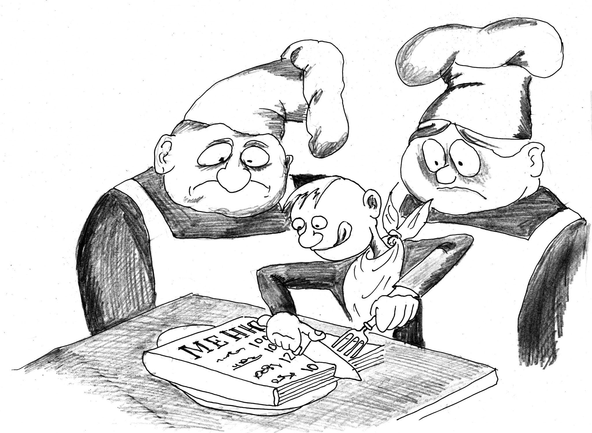 Как кормят студентов Якутска