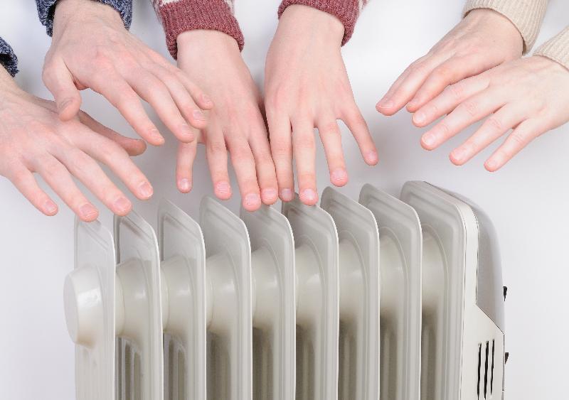 Потеплело!  В школы и сады дали отопление