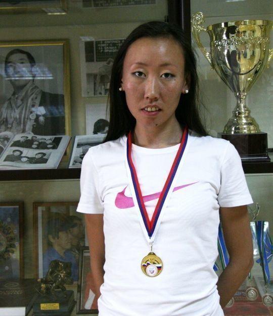Наталья Леонтьева - серебряный призер Кубка Москвы