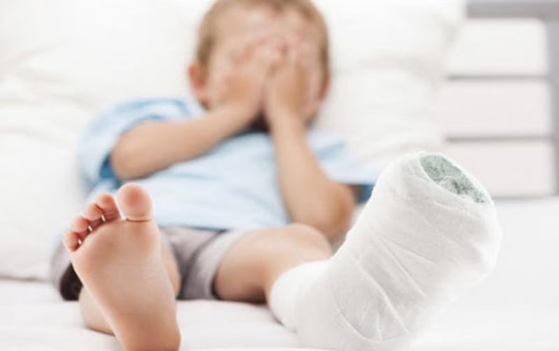 Всё о детском  травматизме