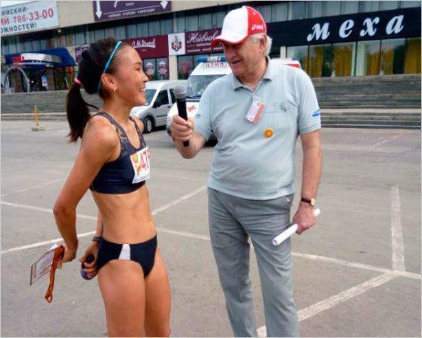 Муся Пахомова удивляет Москву