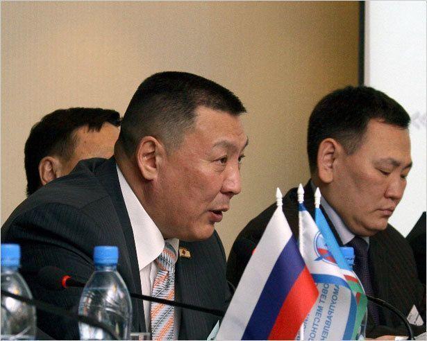 Александр Саввинов принял участие в IV-м съезде ВСМС
