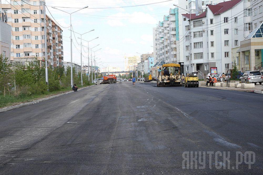 В Якутске обсудят ремонт дорог на 2021 год