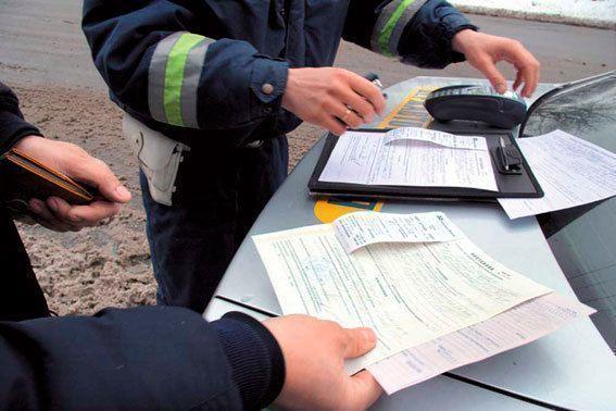Штраф без подписи  в ГИБДДнедействителен