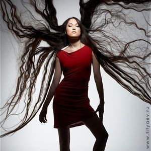 Длинная коса - девичья краса