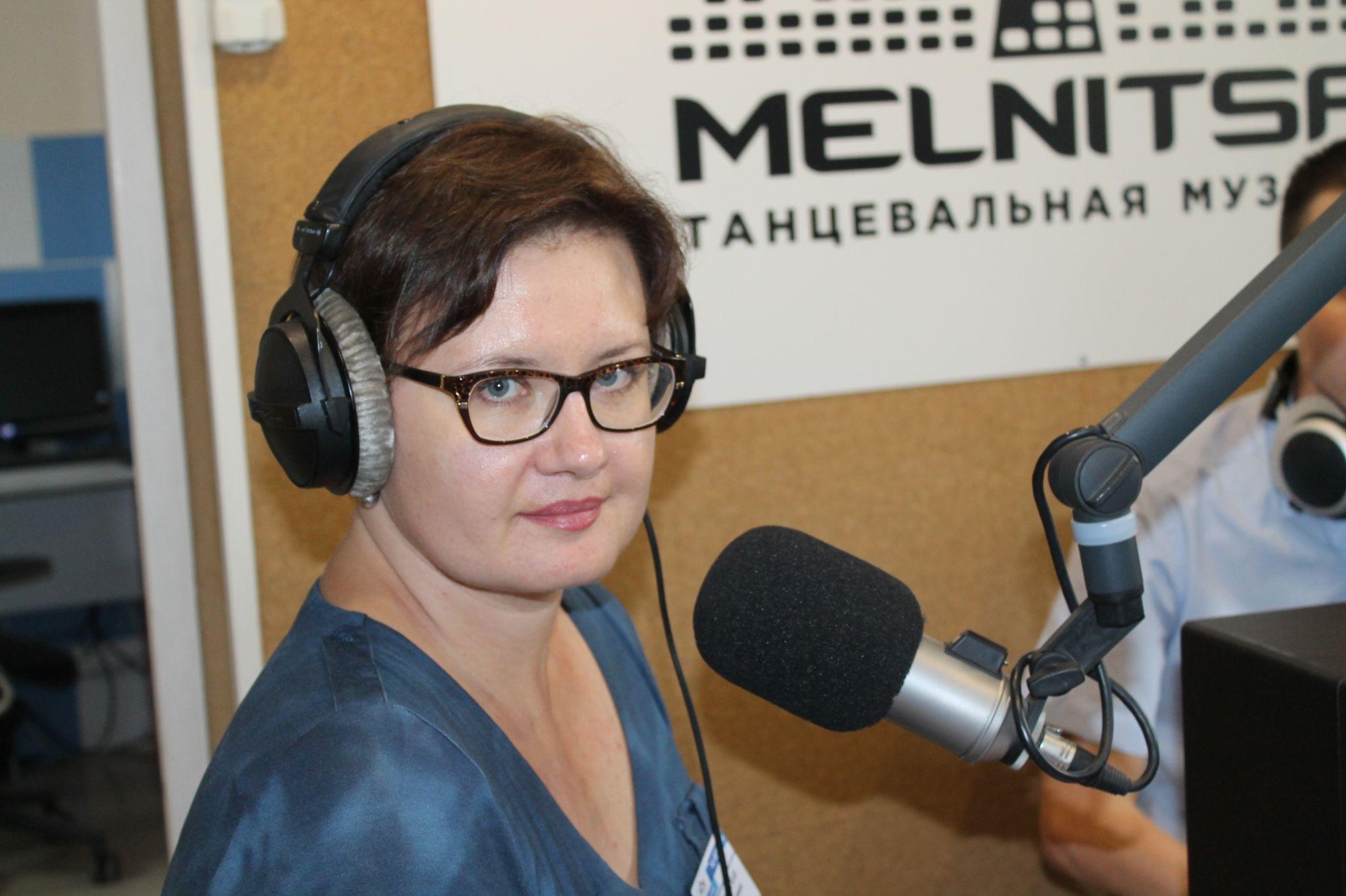 Энергетики ответили на вопросы радиослушателей в прямом эфире
