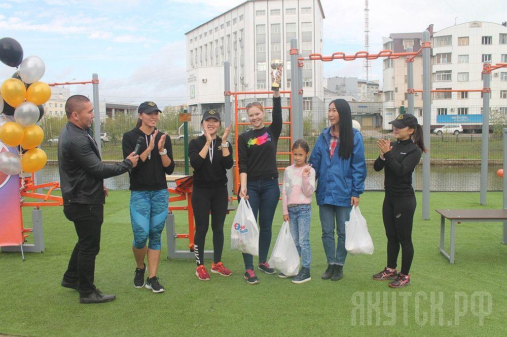 Во всех округах и пригородах Якутска появятся площадки для воркаута