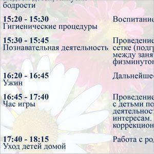 Детсады станут работать до 19.00