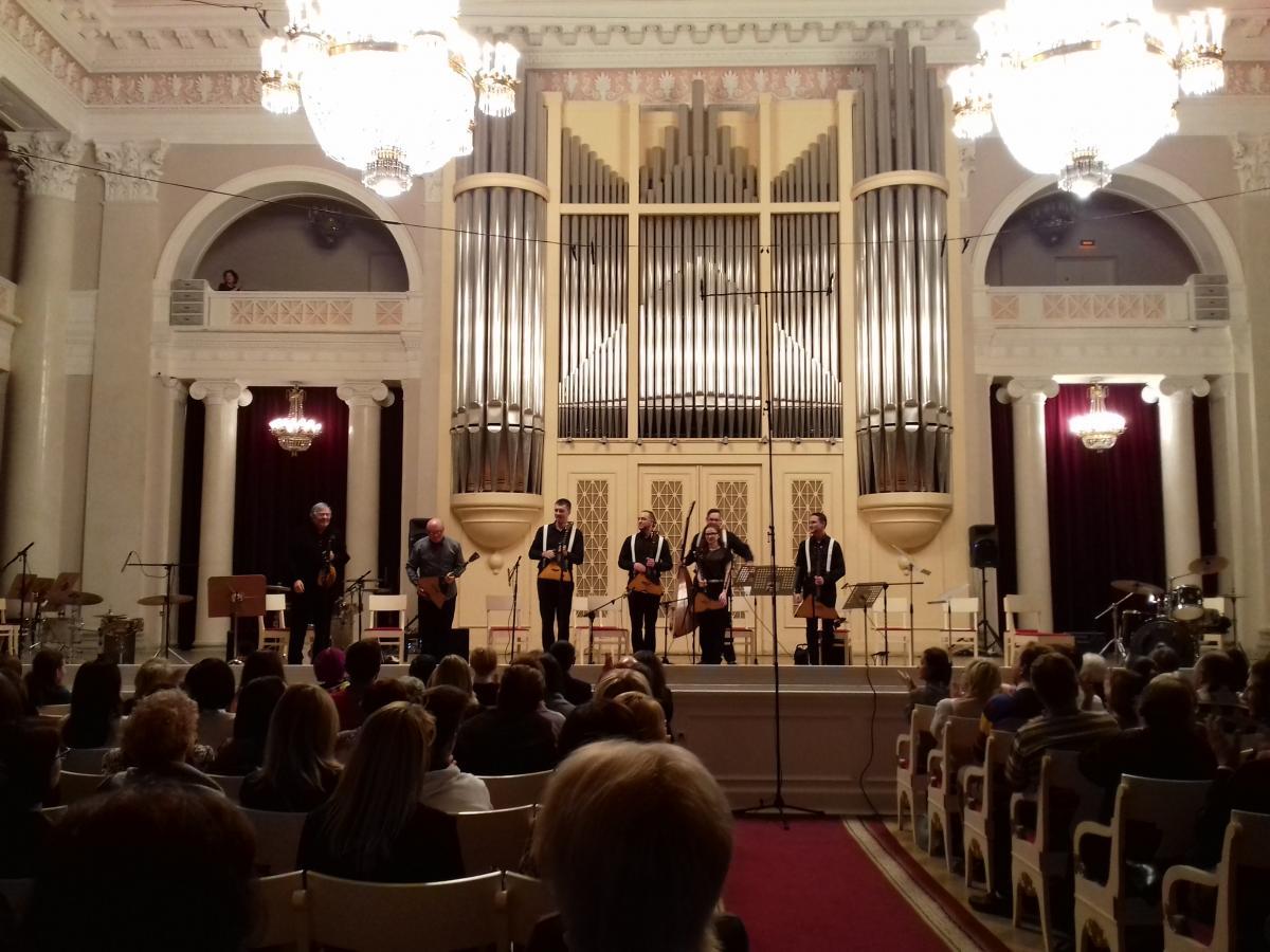 В Санкт-Петербурге завершил работу VII Международный культурный форум