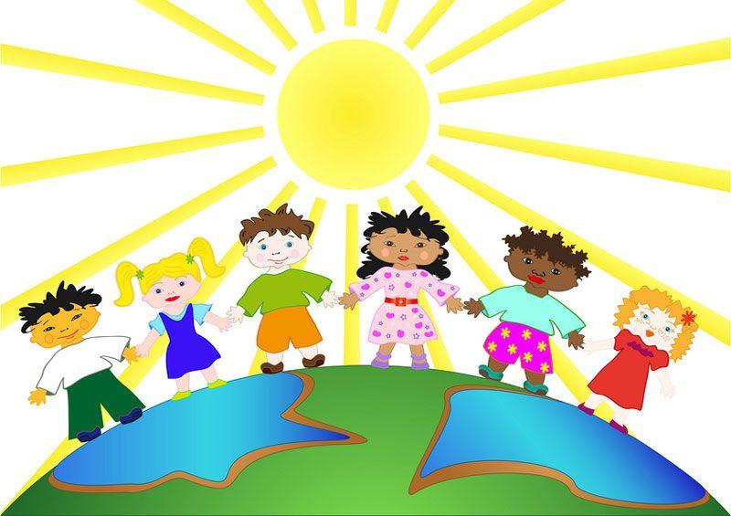 Программа мероприятий, приуроченных к Международному дню защиты детей