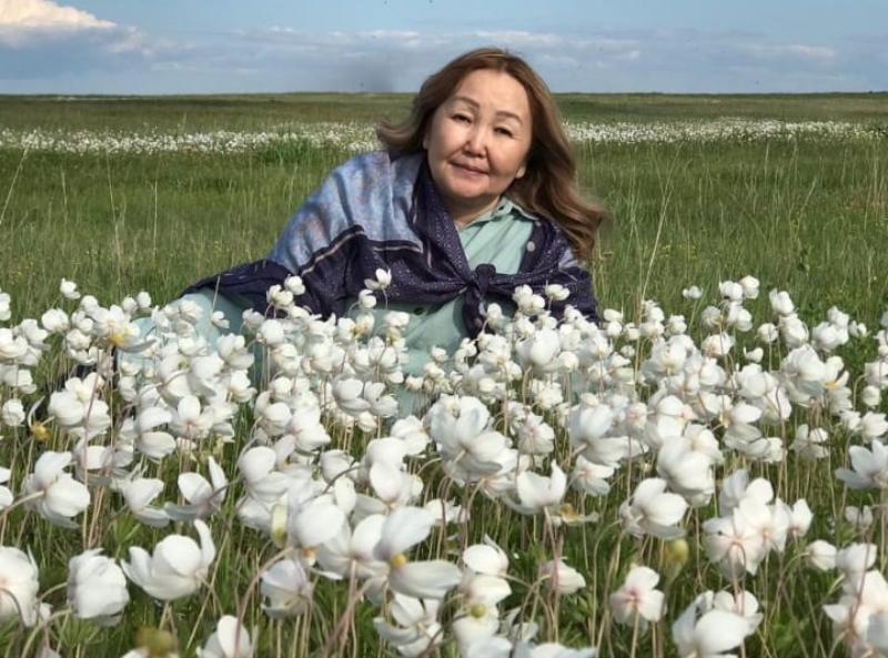 Саргылана Барахова – Ымыы:  В прошлой жизни  я была птицей
