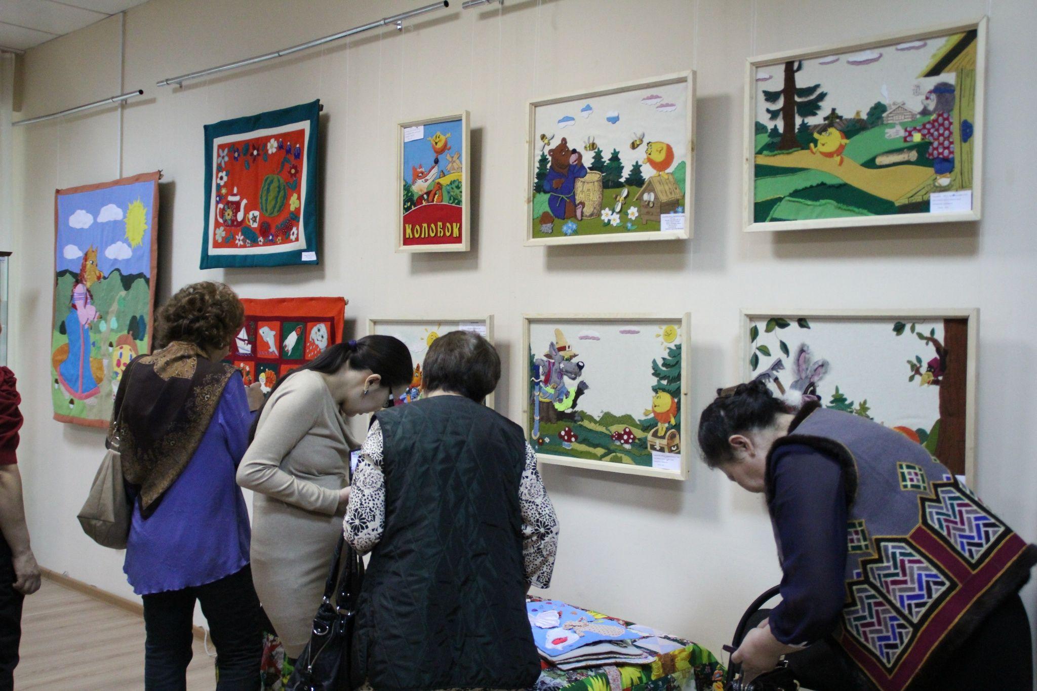 Открылась IX Республиканская выставка «Лоскутная мозаика Якутии»