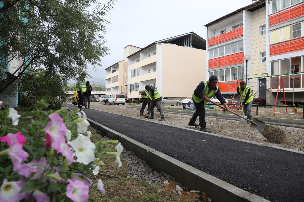 В Якутске в следующем году отремонтируют 8 дворов