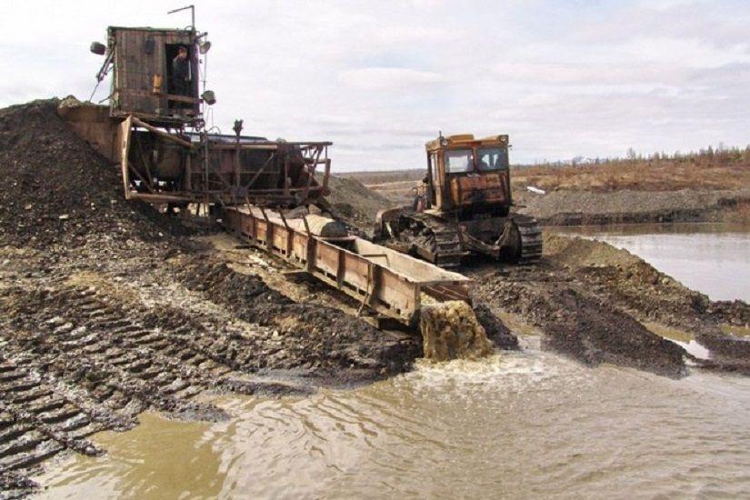 Правительство Якутии озвучило ущерб природе