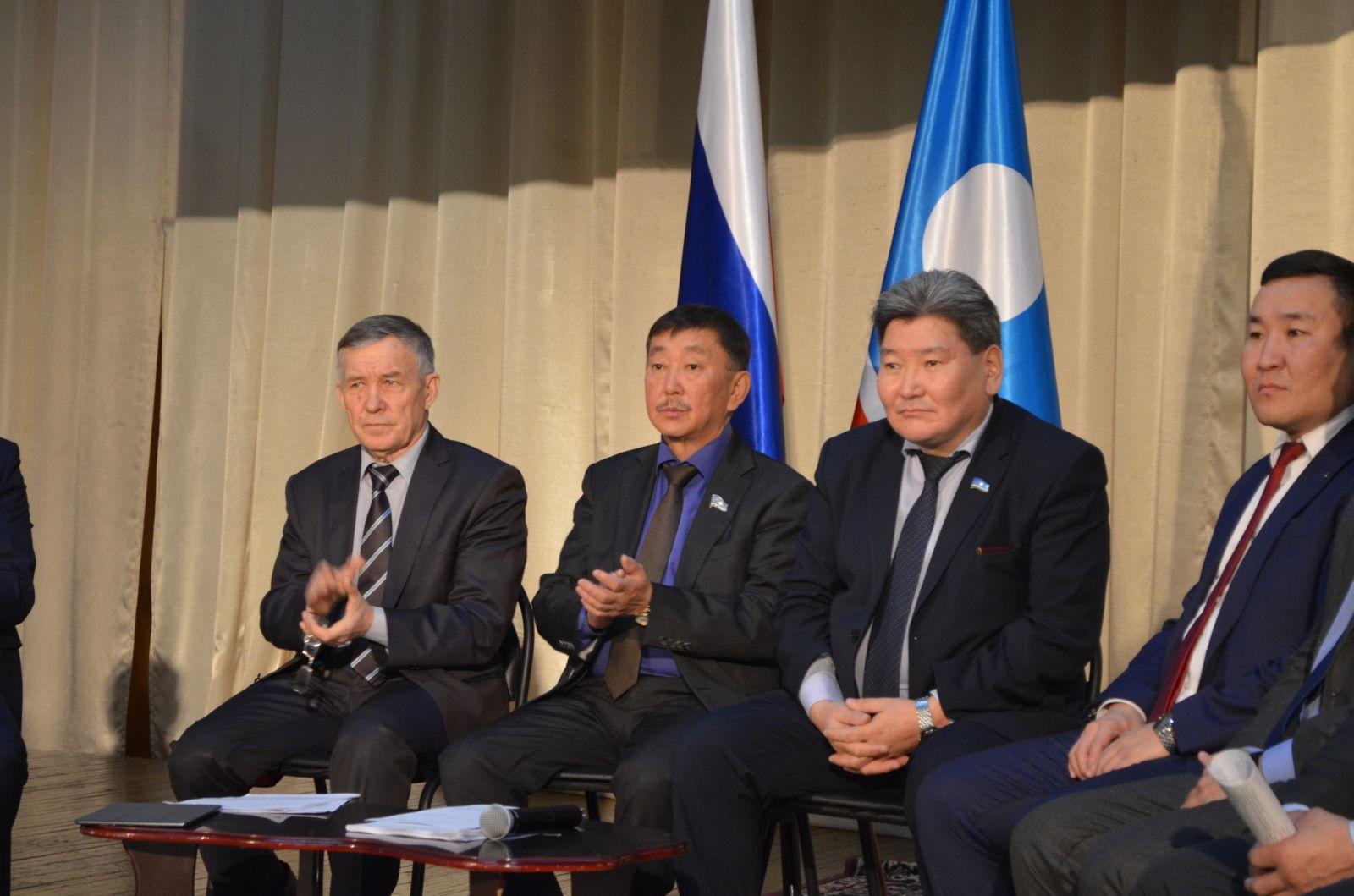 Депутаты Якутской городской думы приняли участие  в зональном семинаре Центральной группы улусов РС (Я)