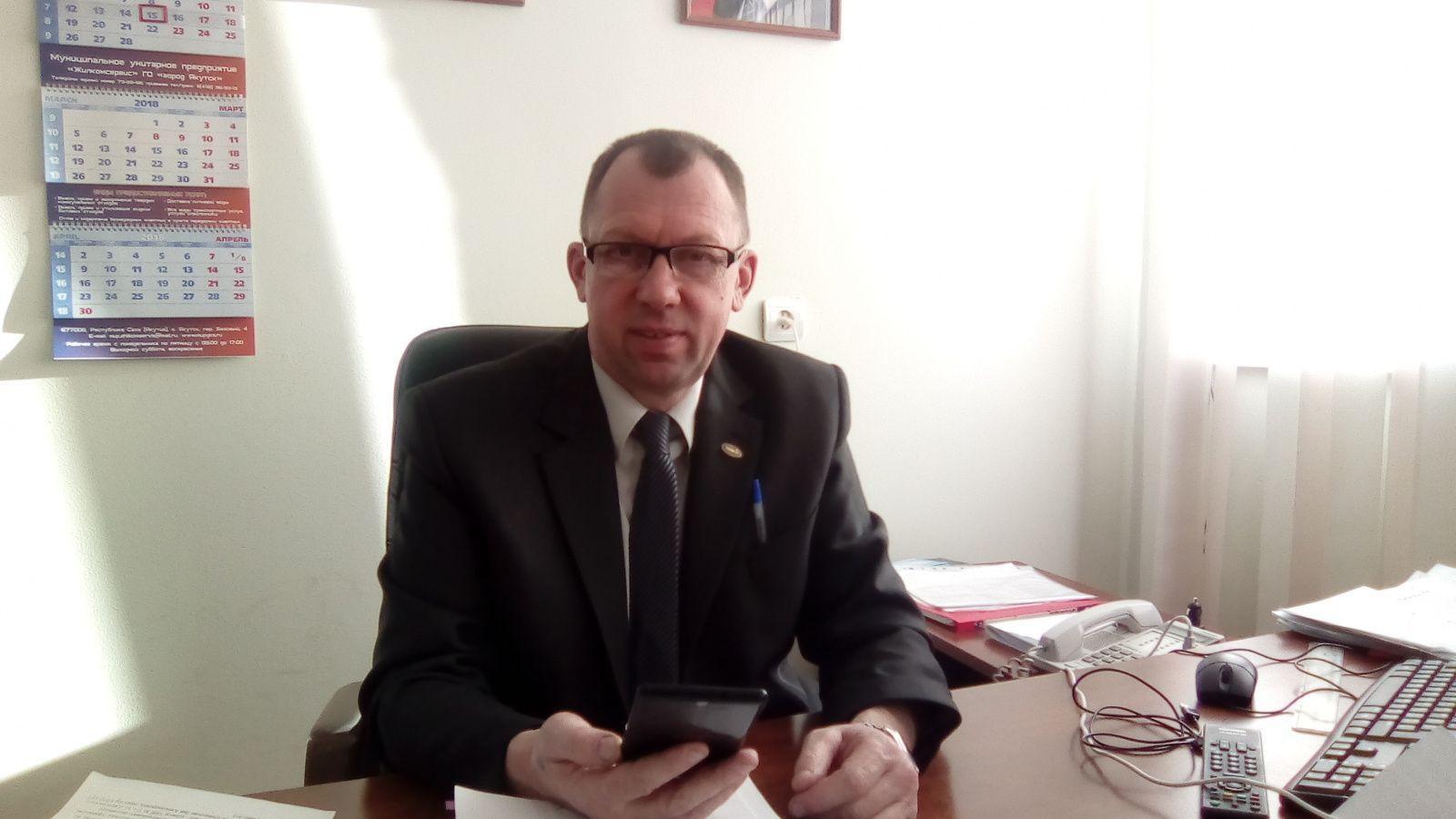 Олег ХЛЕБНИКОВ: «Я разговариваю спокойно, но с нажимом»