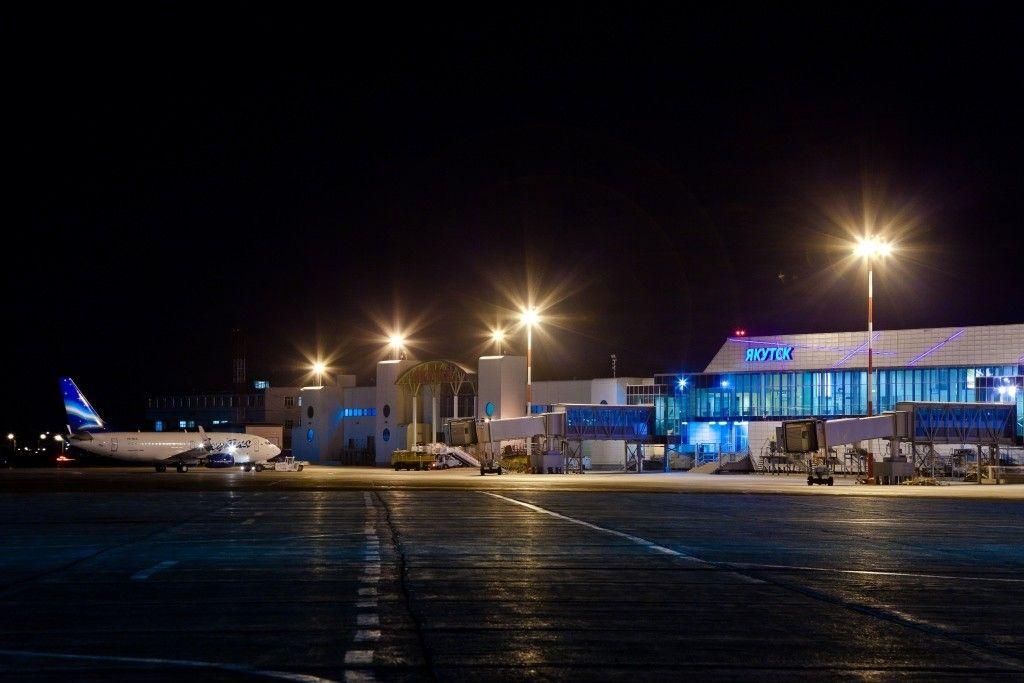 Аэропорт Якутска по количеству пассажиров немногим опережает «Елизово»