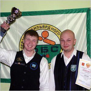 Чепиков - третий на крупном турнире в Пензе