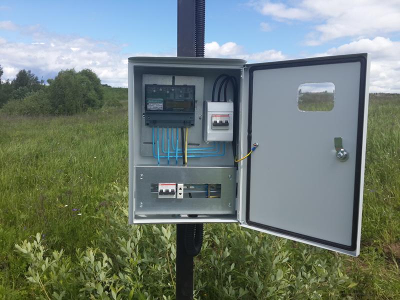 Упрощенный доступ к электросетям