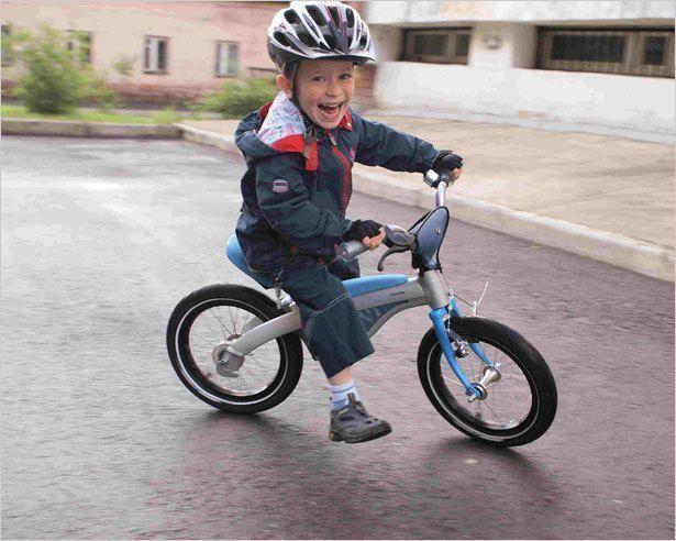 Как выбрать  ребенку  велосипед?