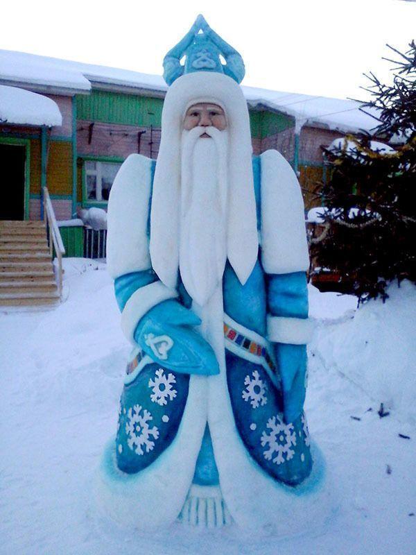 Фотофакт: Якутия славится мастерами