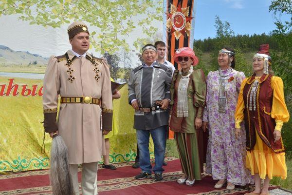 Сотрудники УФСИН отпраздновали ысыах