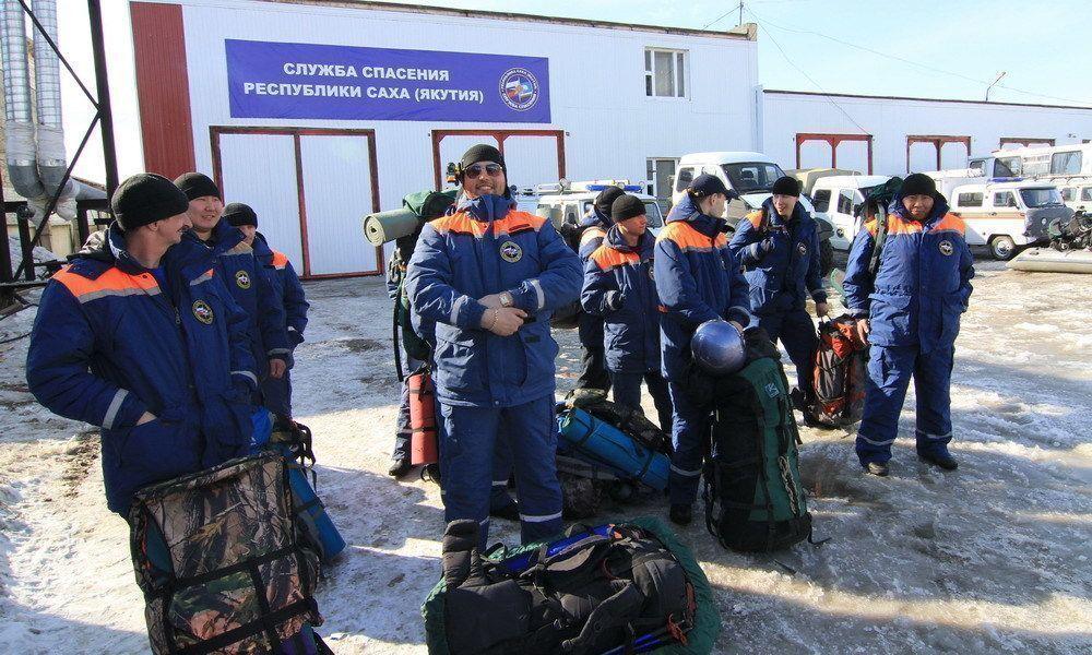 Якутские спасатели готовы к паводку