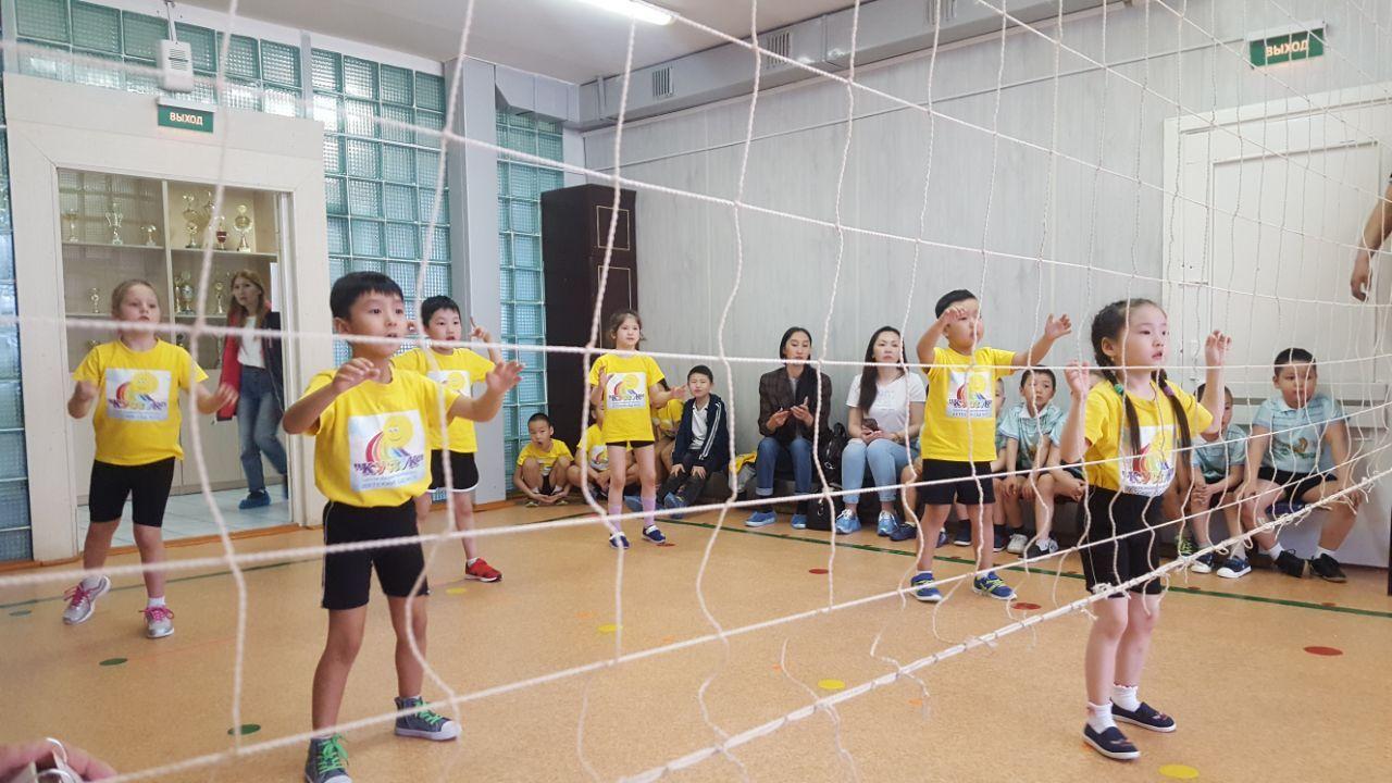 Детский чемпионат «Кустук-бол» на кубок Управления Губинского округа