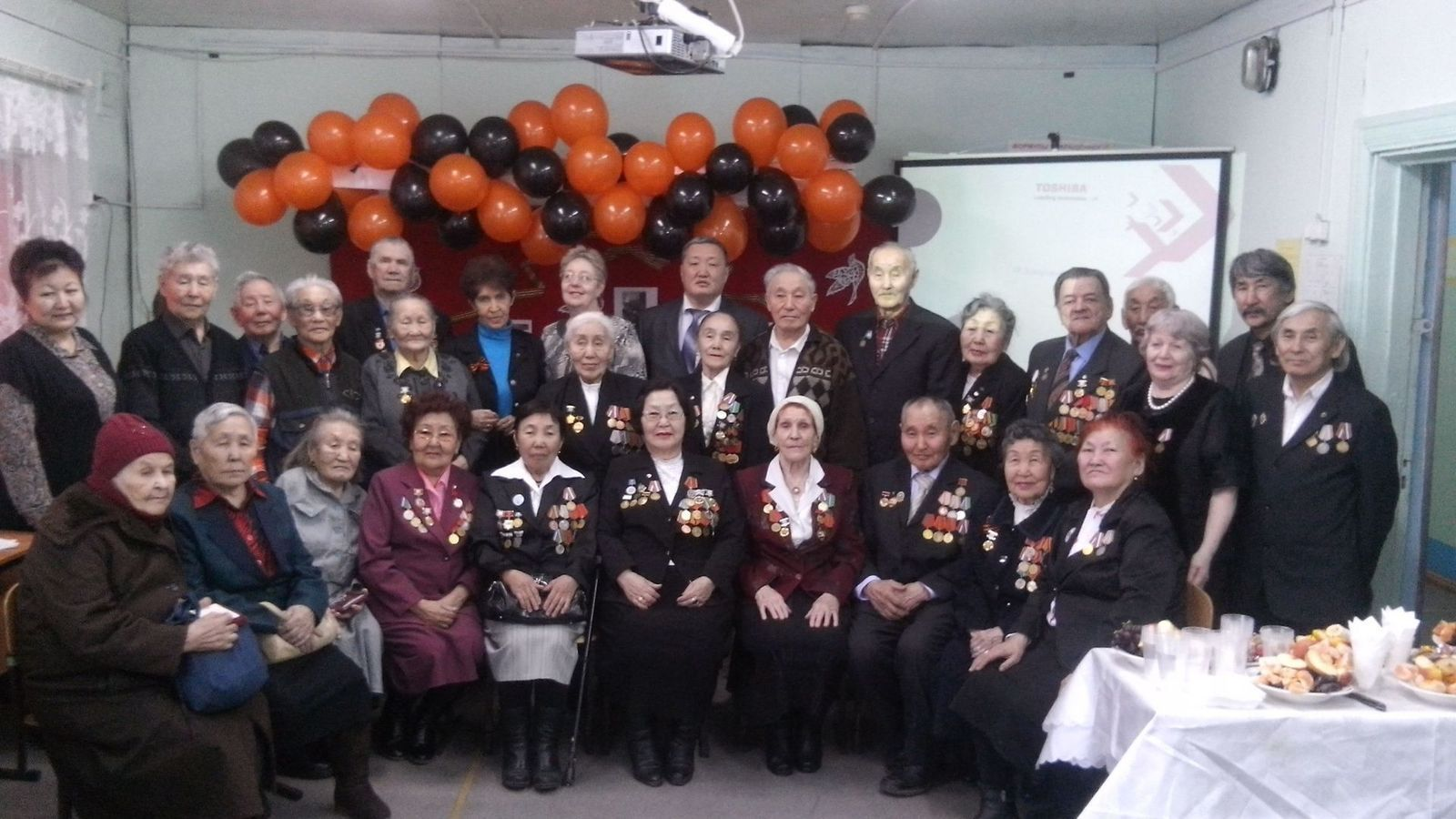 Единый информационный день в округах и пригородах Якутска
