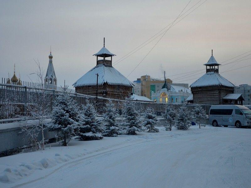 В Якутске для школьников объявили актированный день
