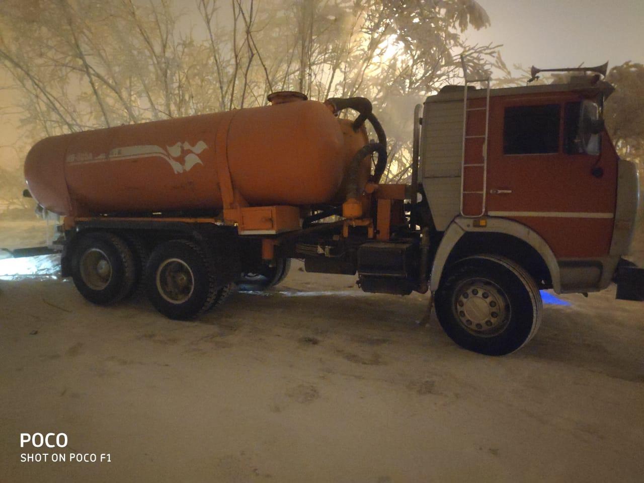 В Якутске выявлено шесть незаконных сливов фекалий