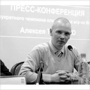 """Алексей Тищенко: """"Хочу стать трехкратным Олимпийским чемпионом"""""""