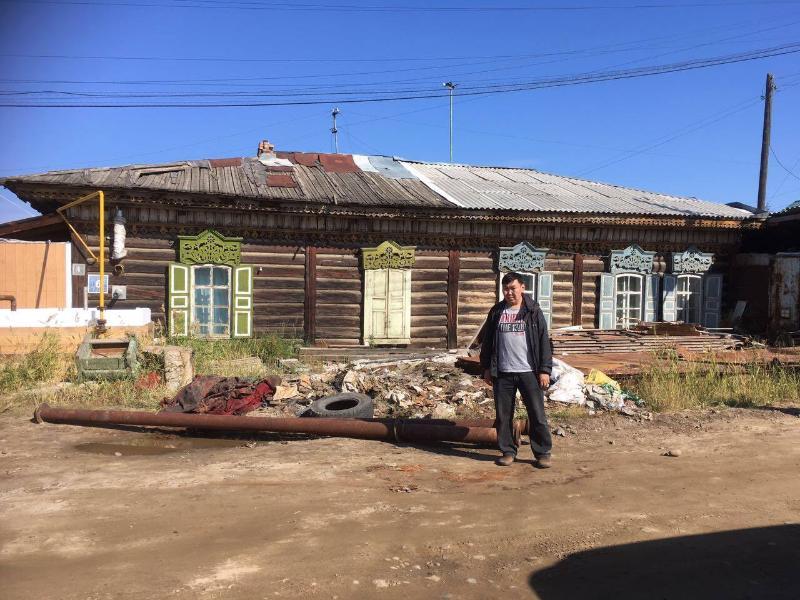 Найден дом  купца и мецената  Астраханцева
