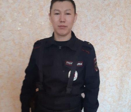 Полицейские спасли людей во время пожара