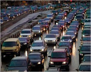 Каждый четвертый россиянин - автомобилист