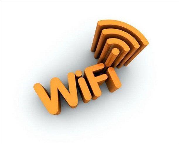Бесплатный wi fi.  Новая точка!