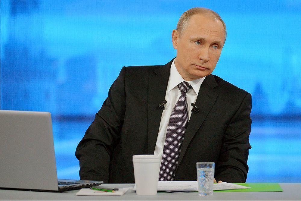 В.Путин: в ответе перед всей страной
